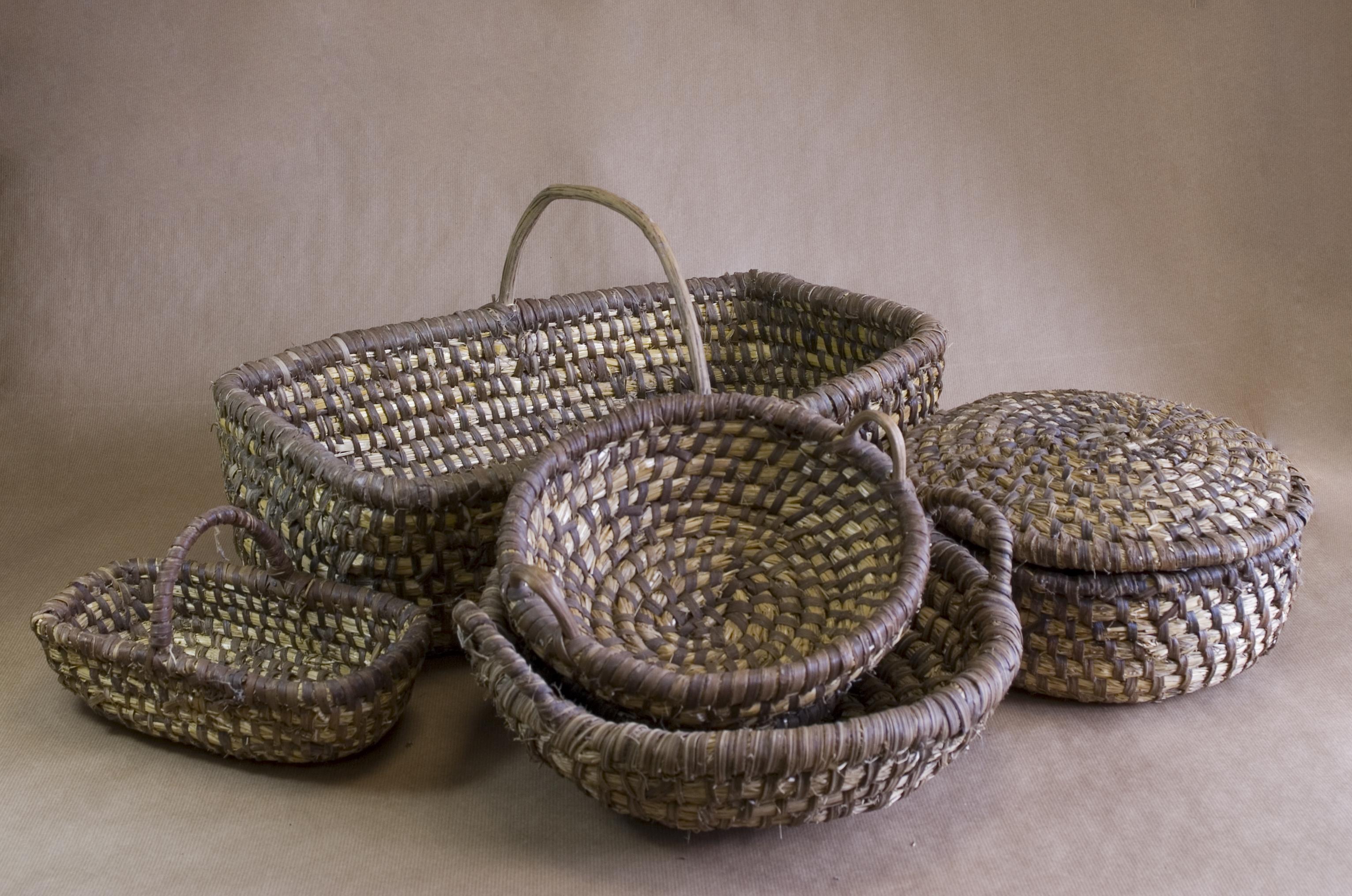 Novo obradoiro de cestería