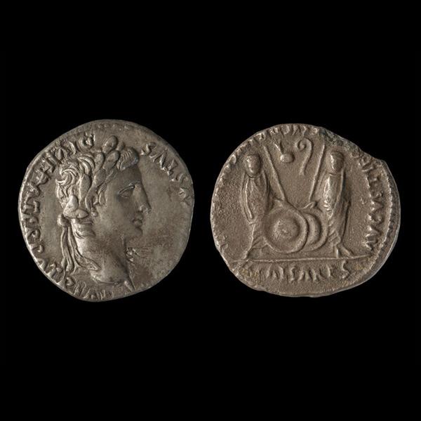 Denarios de Augusto (27 a.C.-14 d.C.)
