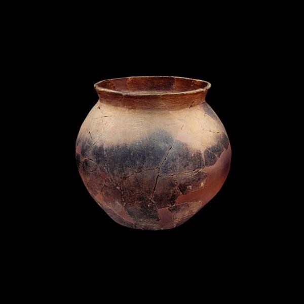 Ola de cerámica de tradición castrexa