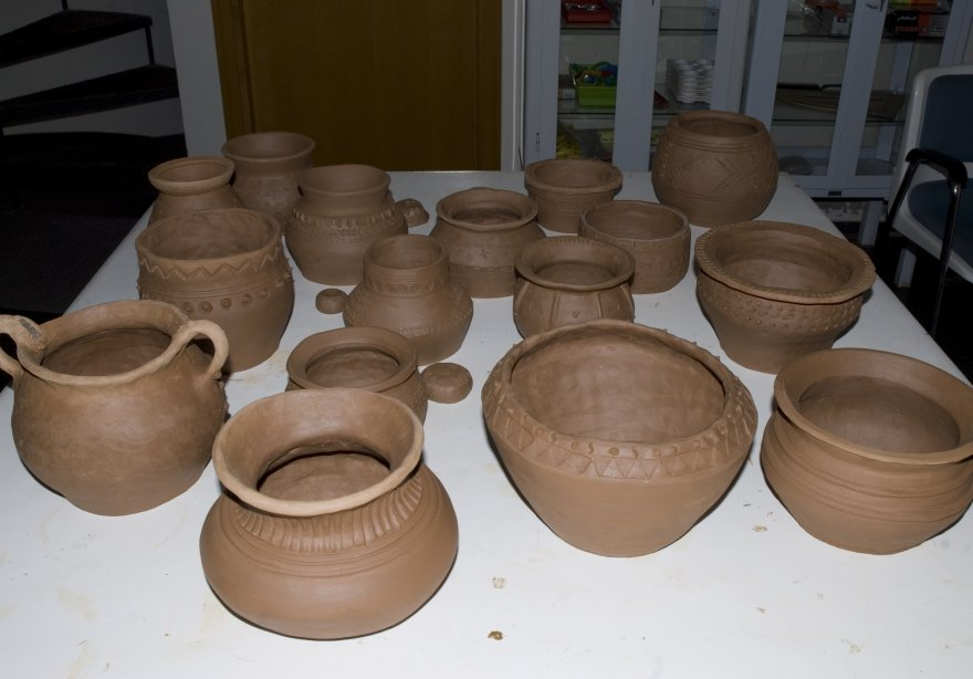 Pieces prepared by workshop participants