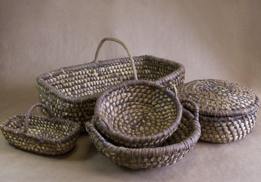 Nuevo taller de cestería