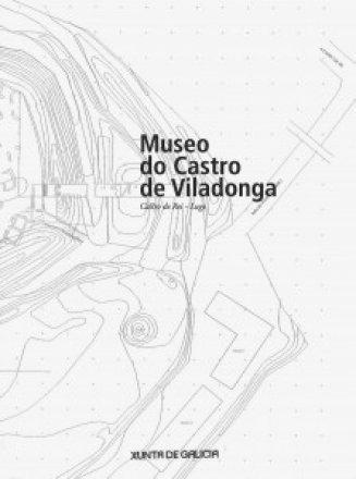"""Capa do libro """"Museo do Castro de Viladonga"""""""