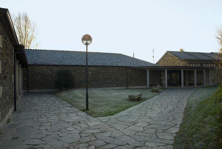 Fachada principal del museo