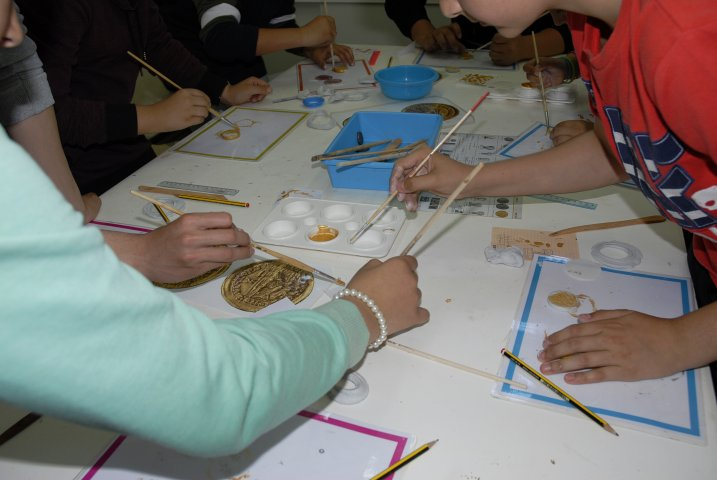 Numismatic workshop