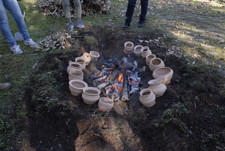 """Obradoiro de cerámica tradicional  """"Terra termarum"""""""
