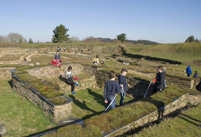Obradoiro arqueolóxico