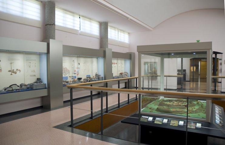 Sala 2. Cultura material I