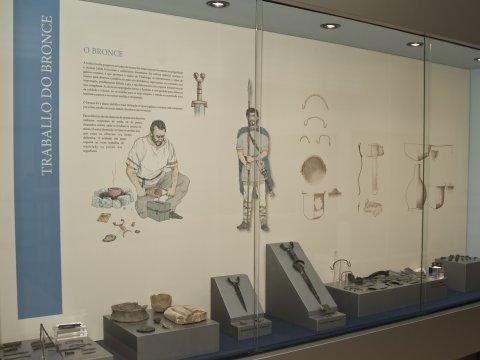 Sala 2. Cultura material I. El trabajo del bronce